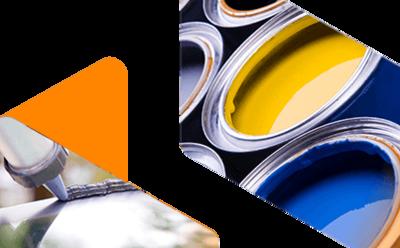 Bannerbild– Additive für industrielle Beschichtungen und grafische Kunst
