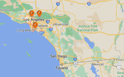 Our Univar Solutions Team Has the Los Angeles, Orange County, San Diego and Las Vegas Regions Covered banner image