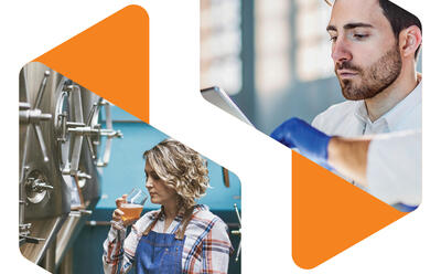 Novozymes® Enzyme Solutions for Brewing banner image