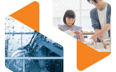 Novozymes® Enzyme Solutions for Dishwash banner image