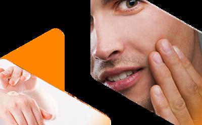 Imagen del banner de las soluciones de ingredientes para lavado del cabello