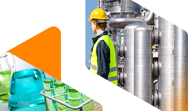 Industrial Chemical Manufacturing banner image