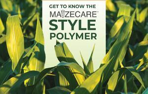 Conozca MaizeCare™ Style Polymer [traducciones pendientes]