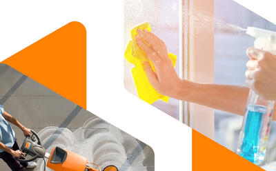 Industrial Cleaning Solutions banner image