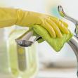 Limpeza industrial e cuidados domésticos