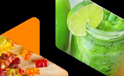 Imagen del banner de Proveedor y distribuidor de ingredientes nutracéuticos