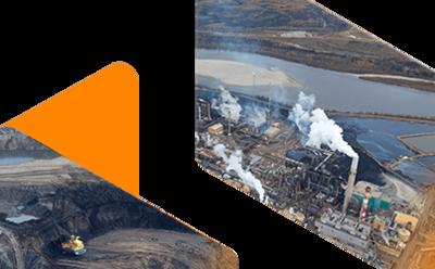 Image du bandeau Fournisseur et distributeur de produits chimiques pour les sables bitumineux