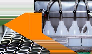 Produits chimiques avec étiquetage privé personnalisé - Image de bannière Services de conditionnement personnalisé pour produits chimiques