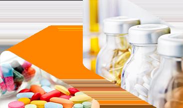 Bannerbild– Vertriebspartner für Chemikalien für pharmazeutische Inhaltsstoffe