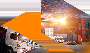 Imagen del banner de Soluciones de exportación y cadena de suministro mundiales