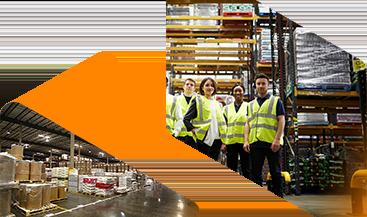 Bannerbild– Lösungen für die Lagerung von Chemikalien und Kunststoffen