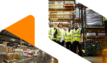 Chemical & Plastic Warehousing Solutions banner image