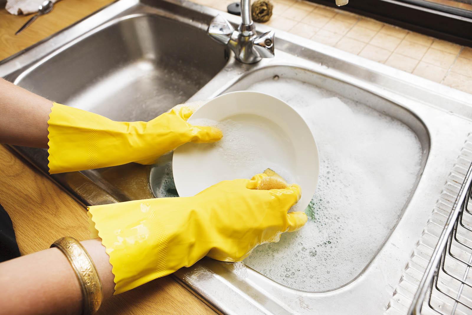 Liquide vaisselle manuel de milieu de gamme