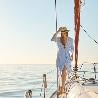 Bâtonnet hydratant (peaux normales à grasses) - Smooth Sailing