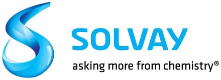 Proveedor y distribuidor de Solvay