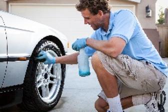 Nettoyant pour pneus et jantes L'ami de la nature