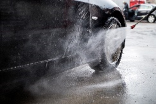 Lustrant pour pneus sans eau ni silicone