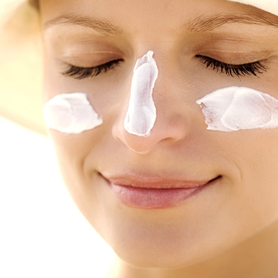 Crème solaire minérale FPS50*