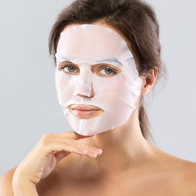 Masque tissu protection anti-pollution