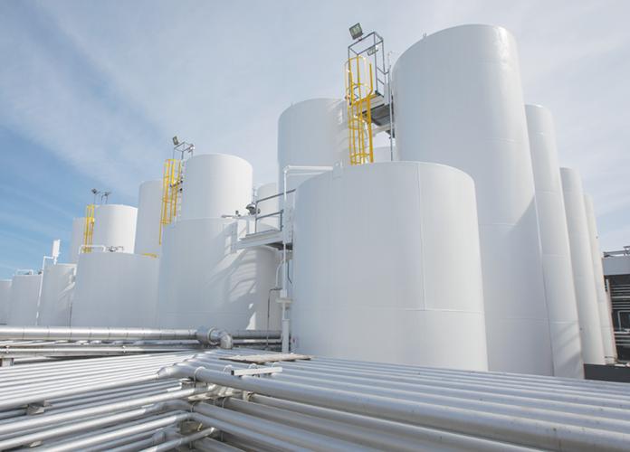 bulk chemical distribution