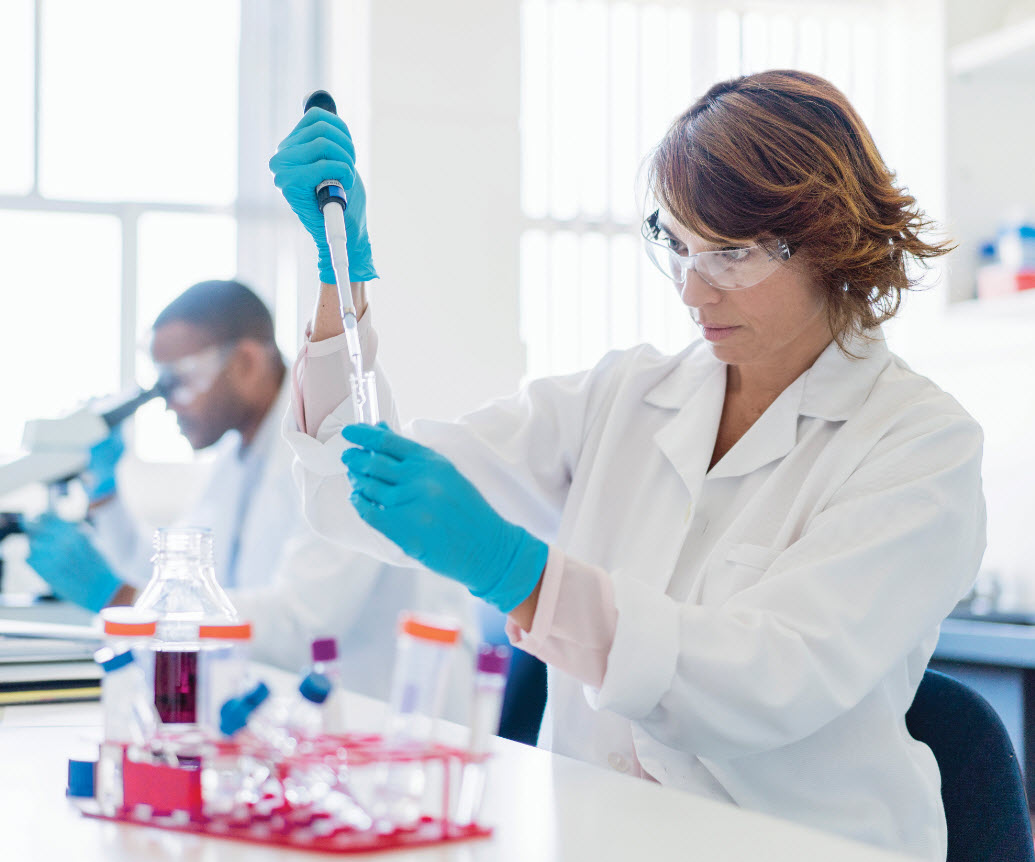 Industrial Chemical Lab Services